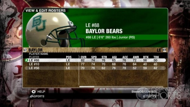 NCAA Football 09 Screenshot #971 for Xbox 360