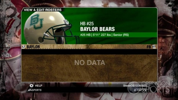 NCAA Football 09 Screenshot #972 for Xbox 360