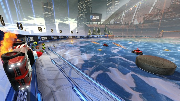 Rocket League Screenshot #36 for PS4