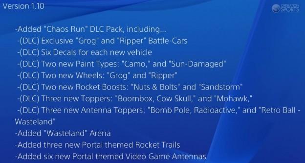 Rocket League Screenshot #40 for PS4