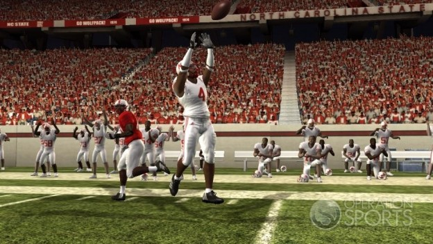 NCAA Football 09 Screenshot #979 for Xbox 360