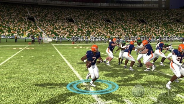NCAA Football 09 Screenshot #981 for Xbox 360