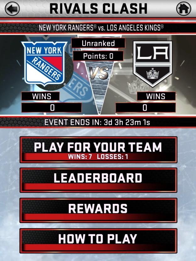 NHL SuperCard Screenshot #28 for iOS