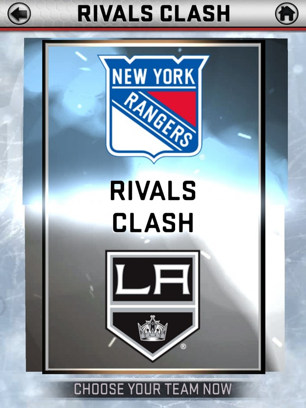 NHL SuperCard Screenshot #30 for iOS