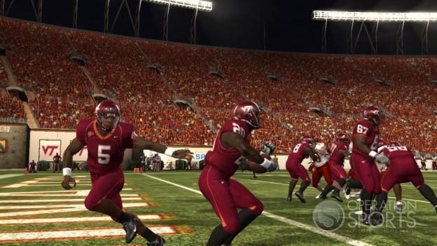 NCAA Football 09 Screenshot #983 for Xbox 360