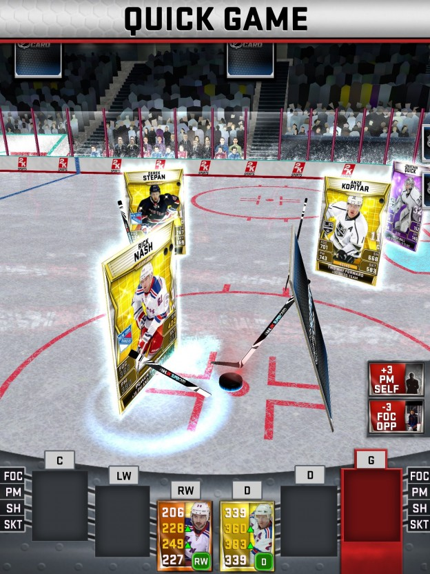 NHL SuperCard Screenshot #34 for iOS