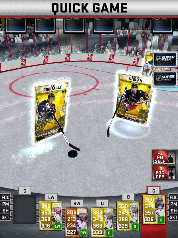 NHL SuperCard Screenshot #35 for iOS