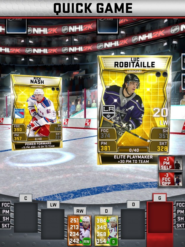NHL SuperCard Screenshot #40 for iOS