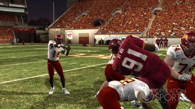 NCAA Football 09 Screenshot #984 for Xbox 360