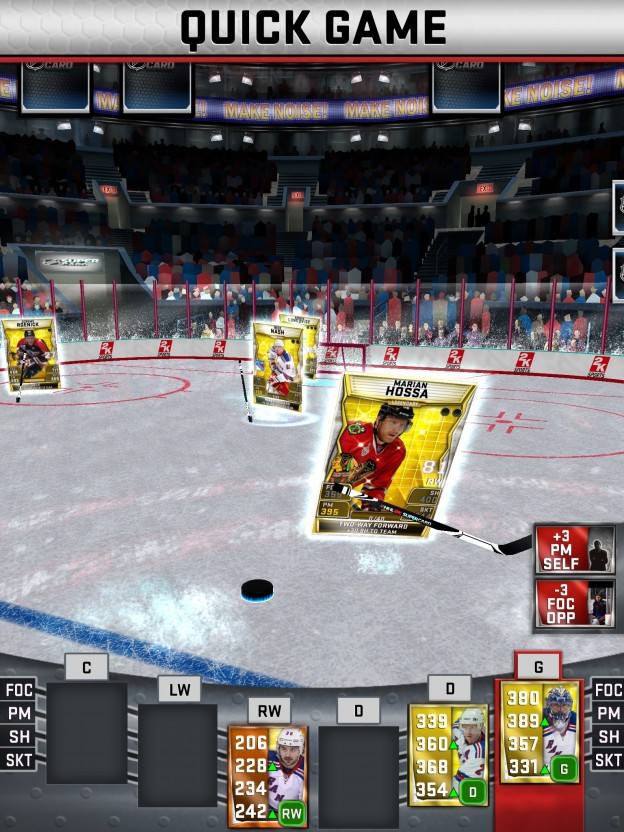 NHL SuperCard Screenshot #51 for iOS