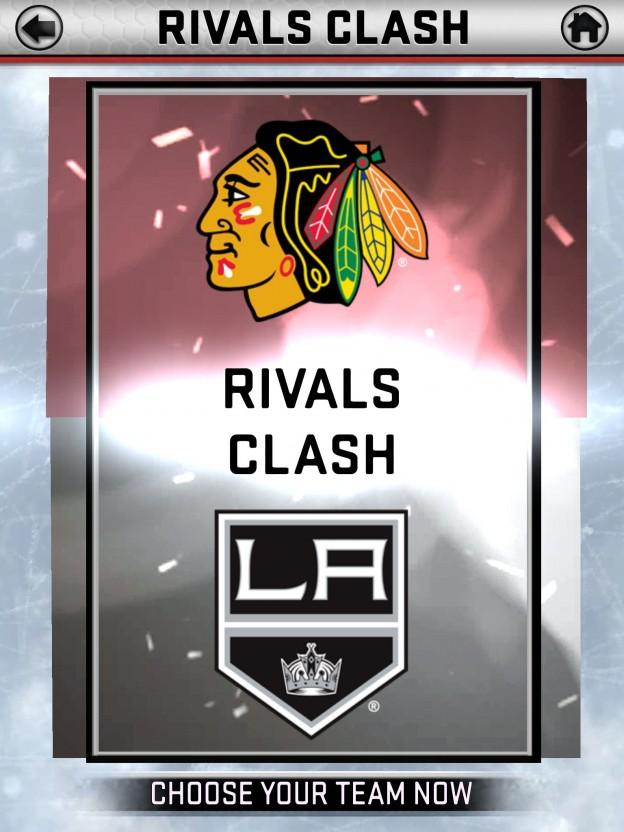 NHL SuperCard Screenshot #55 for iOS