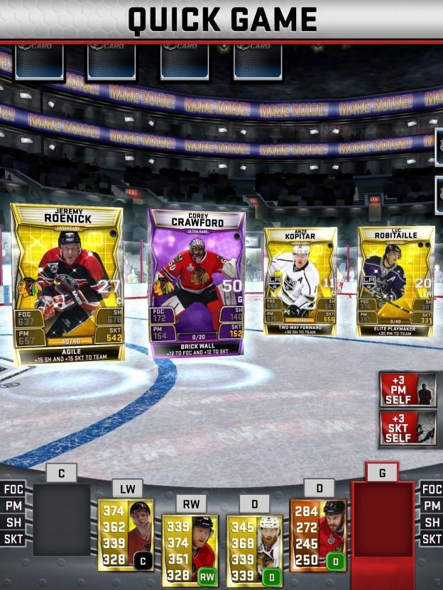 NHL SuperCard Screenshot #59 for iOS