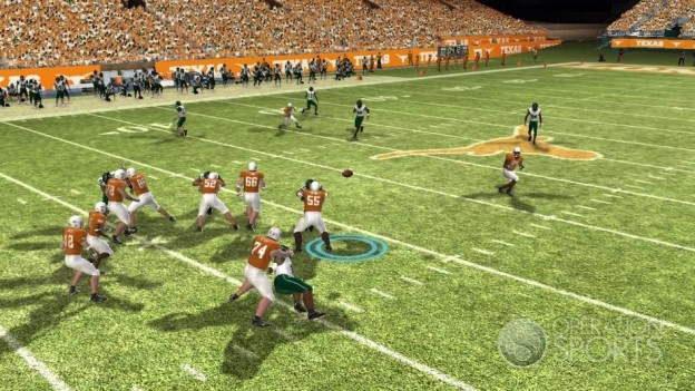 NCAA Football 09 Screenshot #986 for Xbox 360