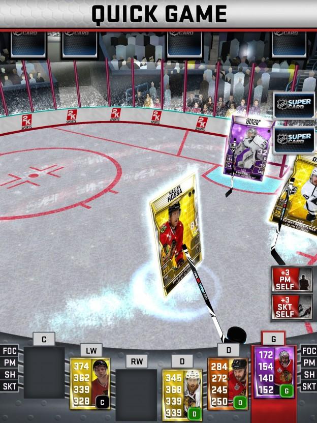 NHL SuperCard Screenshot #62 for iOS