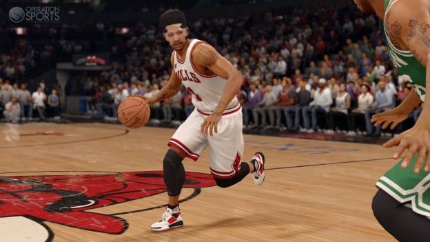 NBA Live 16 Screenshot #223 for PS4