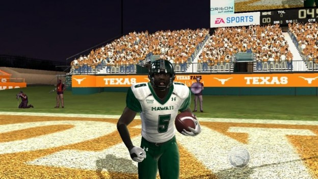 NCAA Football 09 Screenshot #987 for Xbox 360