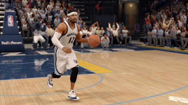 NBA Live 16 Screenshot #224 for PS4