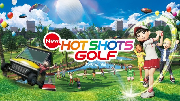New Hot Shots Golf Screenshot #5 for PS4
