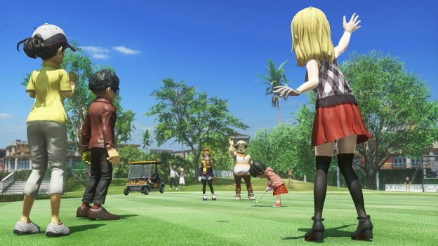New Hot Shots Golf Screenshot #6 for PS4