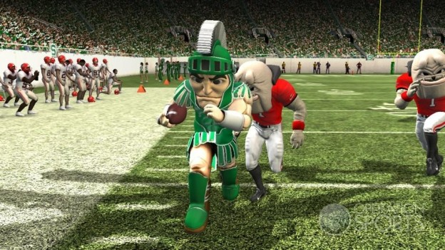 NCAA Football 09 Screenshot #995 for Xbox 360