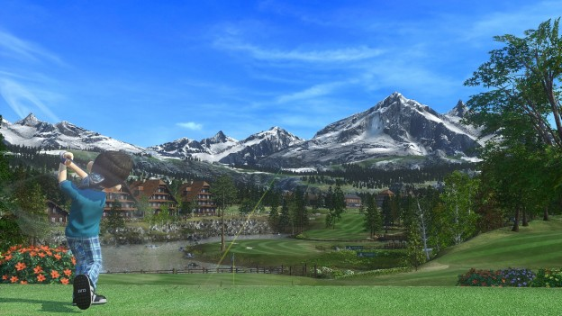 New Hot Shots Golf Screenshot #7 for PS4