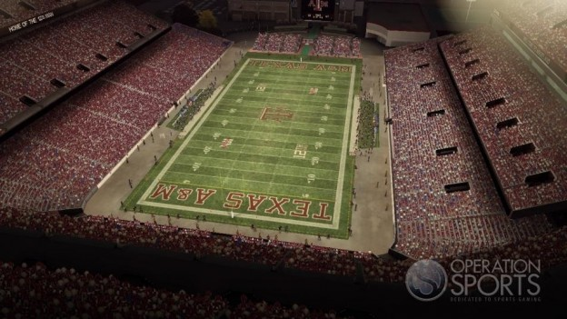 NCAA Football 09 Screenshot #996 for Xbox 360