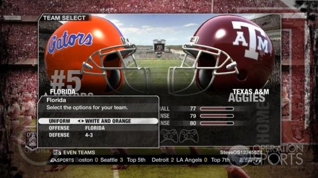 NCAA Football 09 Screenshot #997 for Xbox 360
