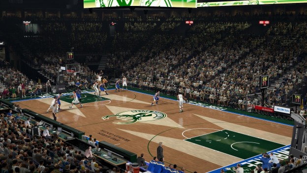 NBA 2K16 Screenshot #405 for PS4