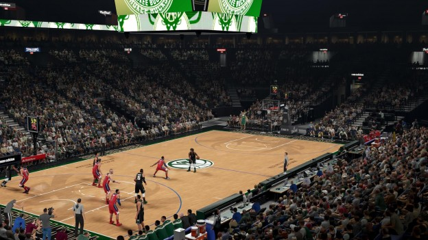 NBA 2K16 Screenshot #409 for PS4