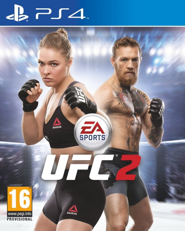 EA Sports UFC 2 Screenshot #6 for PS4