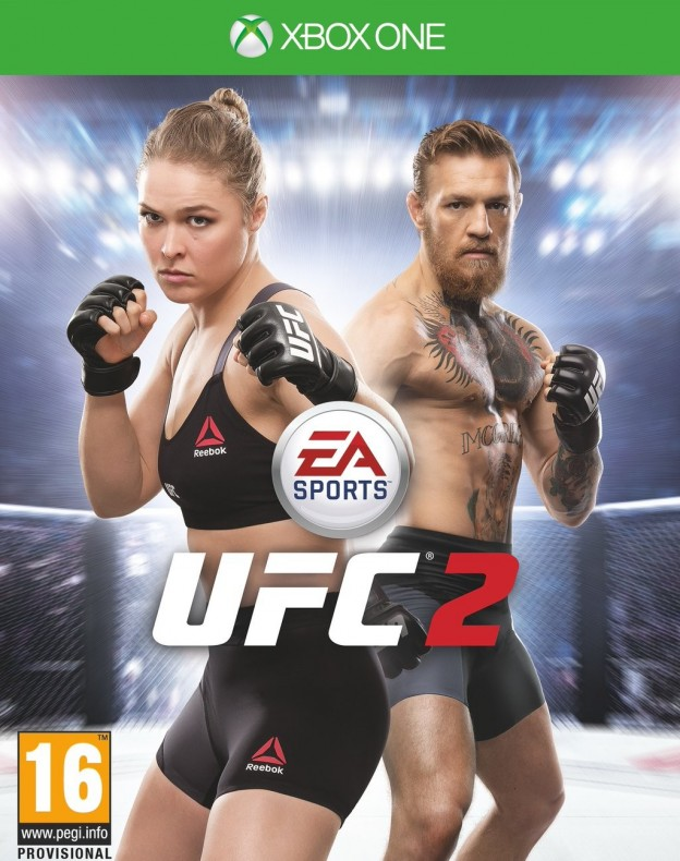EA Sports UFC 2 Screenshot #2 for Xbox One