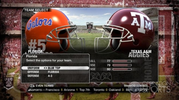 NCAA Football 09 Screenshot #1000 for Xbox 360