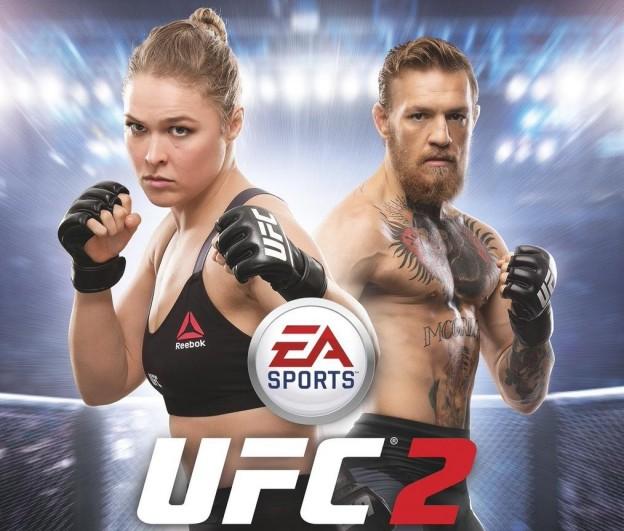 EA Sports UFC 2 Screenshot #8 for PS4