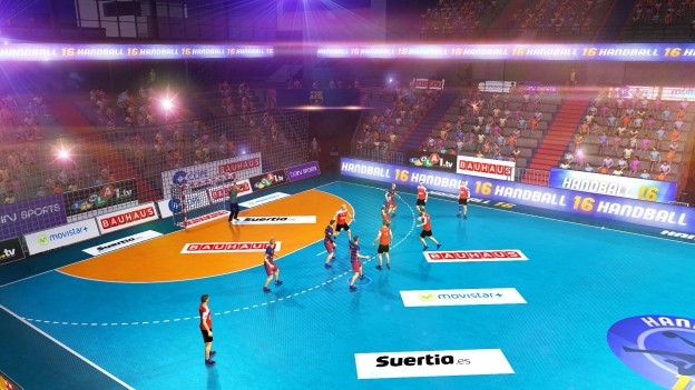 Handball '16 Screenshot #1 for PC