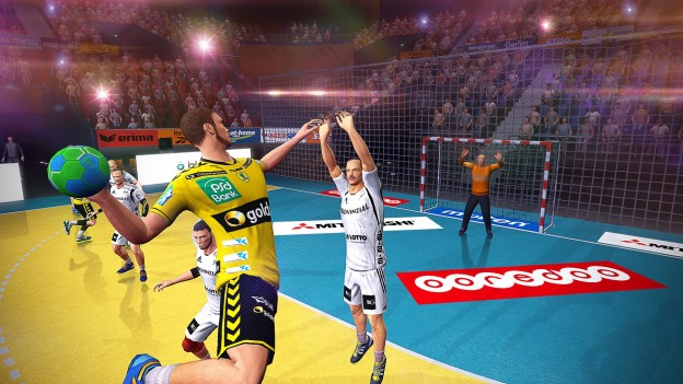 Handball '16 Screenshot #3 for PC