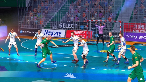 Handball '16 Screenshot #4 for PC