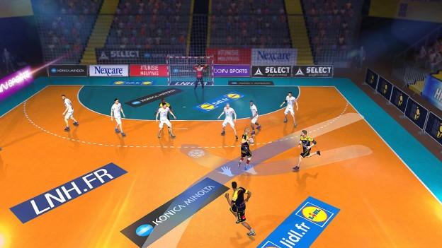 Handball '16 Screenshot #5 for PC