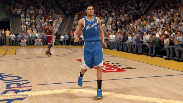 NBA Live 16 Screenshot #233 for PS4