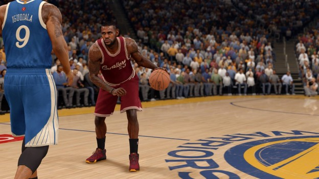 NBA Live 16 Screenshot #234 for PS4