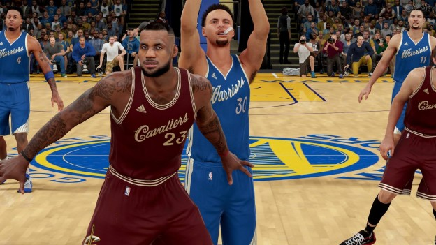 NBA 2K16 Screenshot #415 for PS4