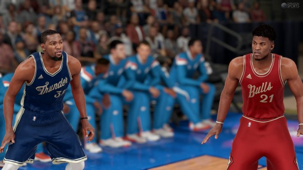 NBA 2K16 Screenshot #419 for PS4