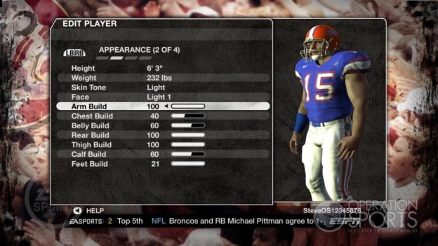 NCAA Football 09 Screenshot #1006 for Xbox 360
