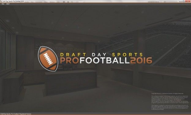 Draft Day Sports: Pro Football 2016 Screenshot #4 for PC