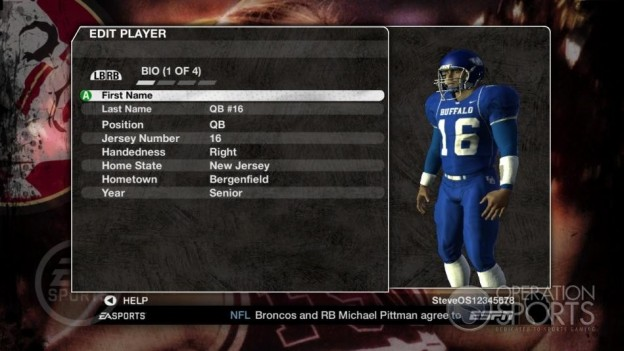 NCAA Football 09 Screenshot #1007 for Xbox 360