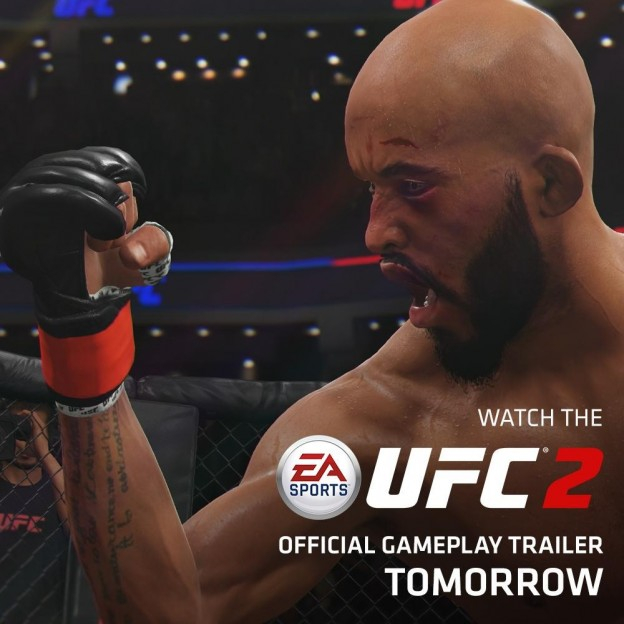 EA Sports UFC 2 Screenshot #9 for PS4