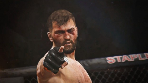 EA Sports UFC 2 Screenshot #13 for PS4