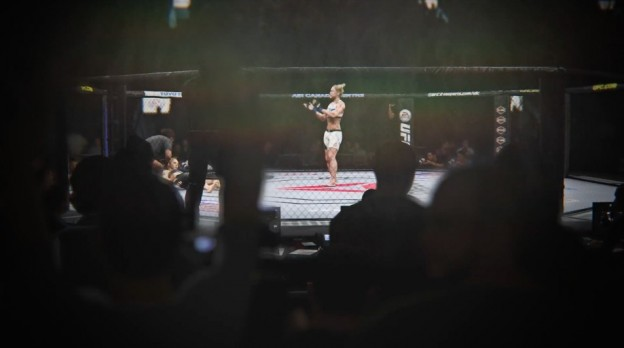 EA Sports UFC 2 Screenshot #19 for PS4