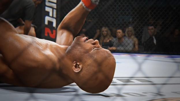 EA Sports UFC 2 Screenshot #24 for PS4