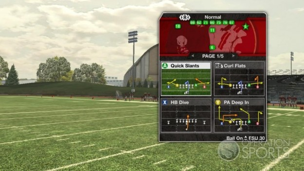 NCAA Football 09 Screenshot #1010 for Xbox 360