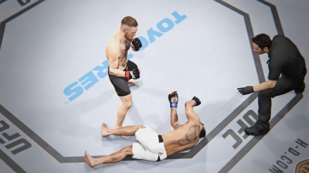 EA Sports UFC 2 Screenshot #38 for PS4